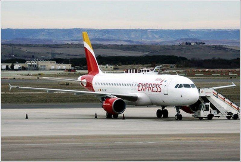 Iberia Express reforzará la ruta Madrid-Fuerteventura en invierno