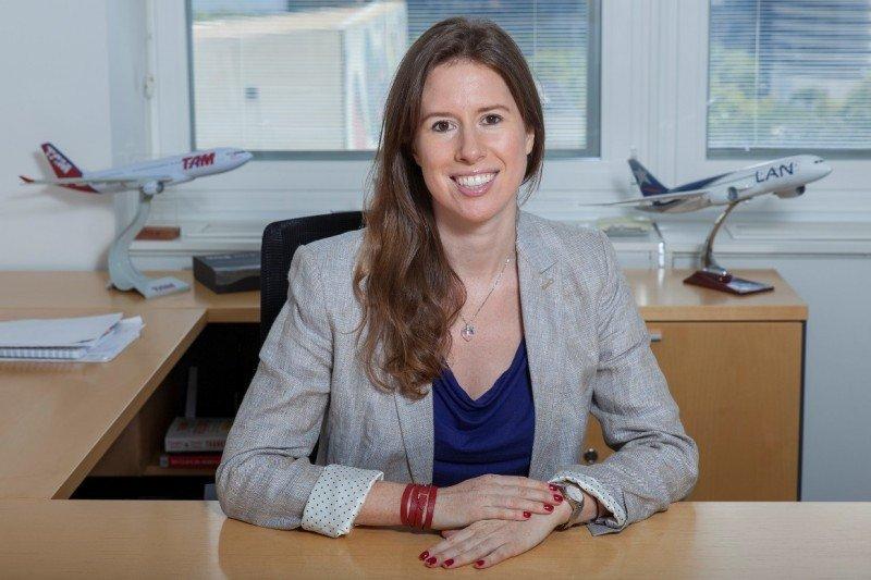 Catalina Nannig, nueva directora comercial para Europa de Latam Airlines Group