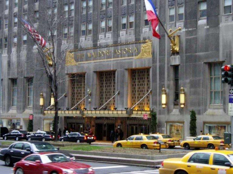 Hilton vende el Waldorf Astoria de Nueva York por 1.550 M €