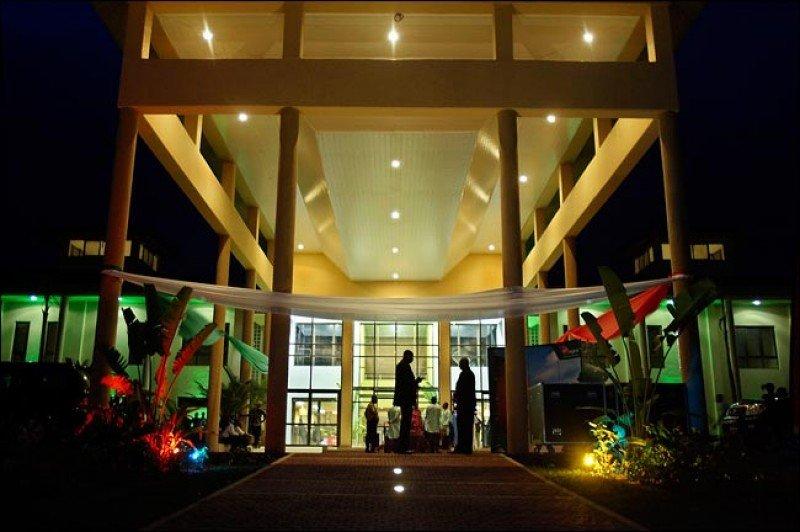 Le Meridien Ibom Hotel