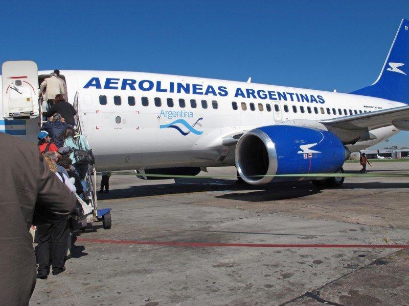Los vuelos Buenos Aires-La Habana comenzarán el 4 de enero. #shu#.