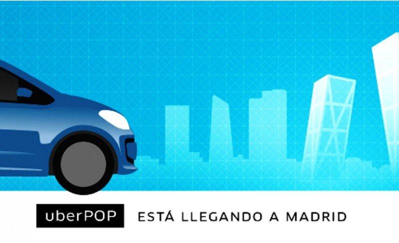 Expediente sancionador contra Uber en Madrid