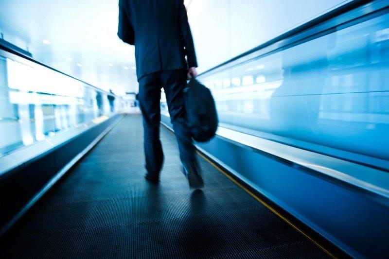 Los viajeros de negocios se están dejando tentar por el P2P. #shu#.