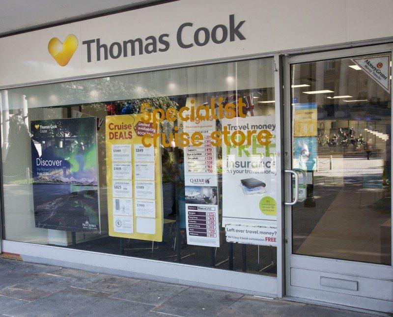 Thomas Cook se asocia con Carnival y Royal Caribean para vender cruceros