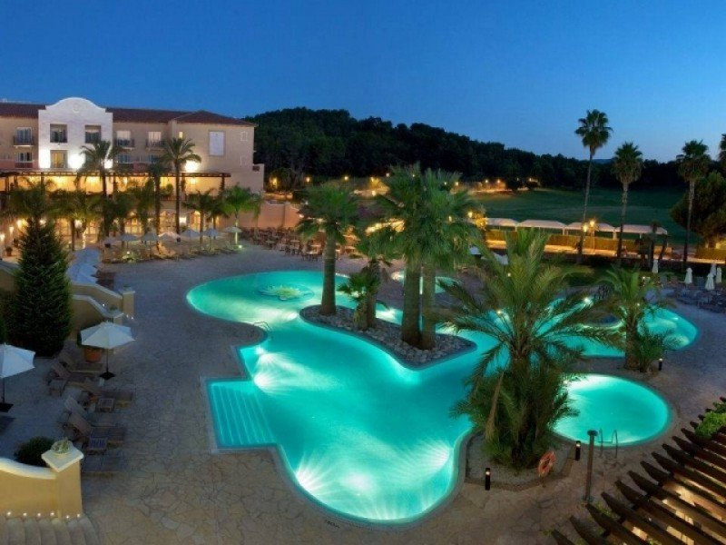 El 5 estrellas Denia Marriott La Sella es uno de los hoteles incluidos en el lote cuyos créditos han pasado a manos de Starwood Capital y Sankaty.