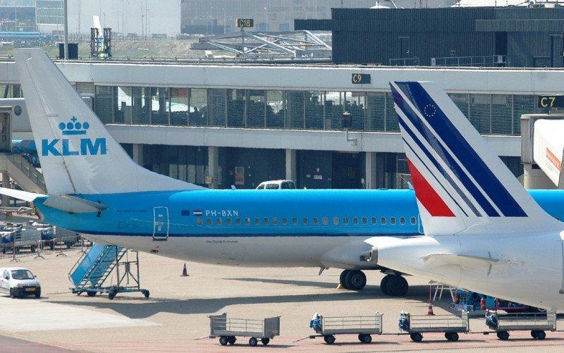 Air France-KLM prevé unas pérdidas de 350 M € por la huelga de pilotos