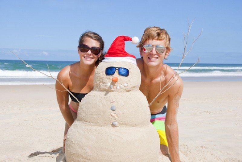 Los viajes a destinos de playa durante los meses de invierno son los preferidos por los turistas europeos. #shu#
