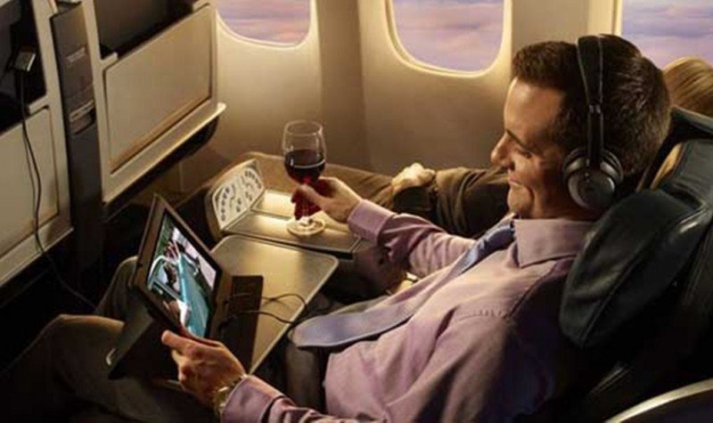 Wifi, un factor determinante para la selección de la aerolínea