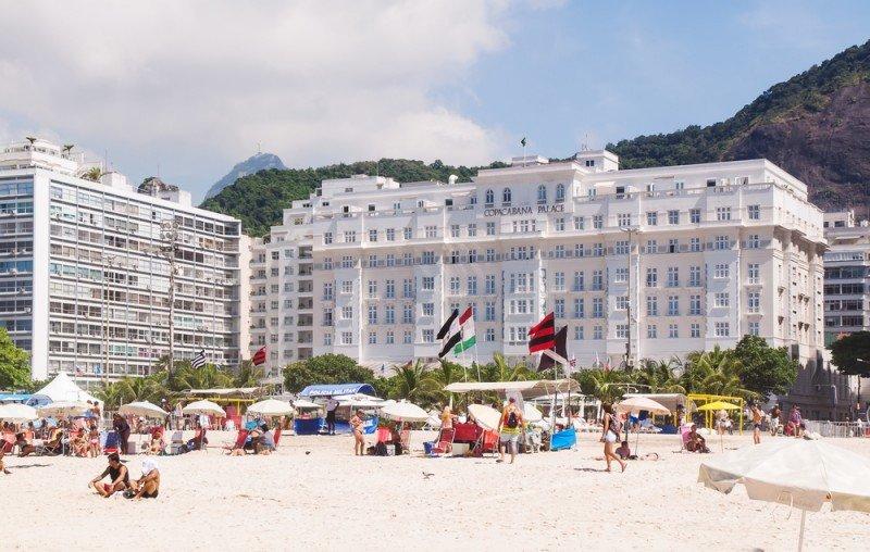 Los hoteles de Rio de Janeiro son los que obtuvieron los mejores resultados. #shu#.