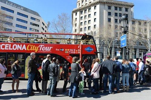 En 2013 se superaron por primera vez los 60 millones de turistas internacionales. #shu#