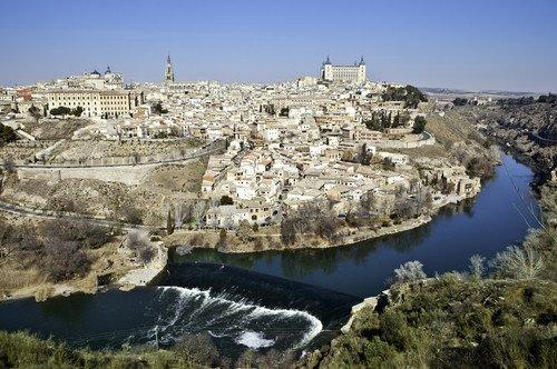 Toledo ha sido este año una de las ciudades más visitadas por haber acogido una gran exposición sobre El Greco. #shu#