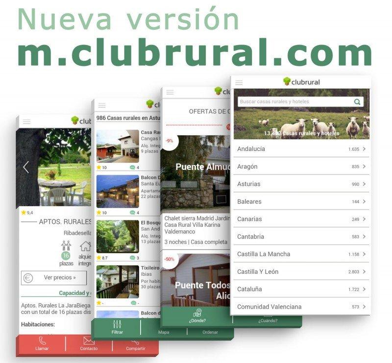 El futuro del turismo rural es móvil