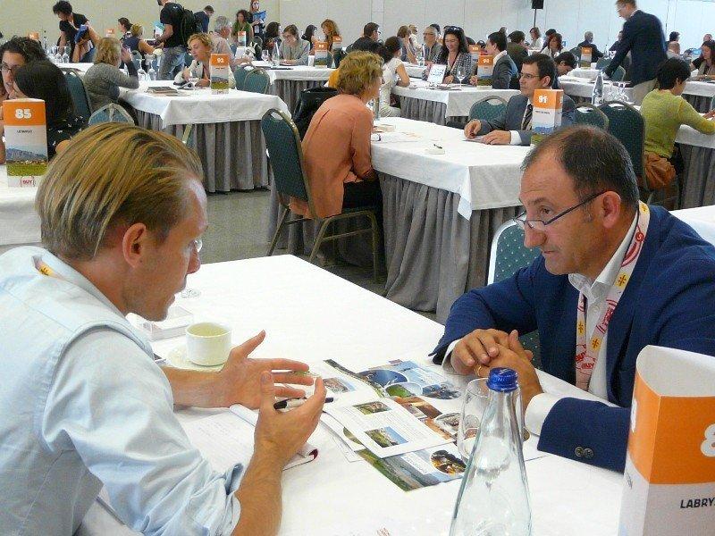El workshop Buy Catalunya reúne 170 operadores de 36 países