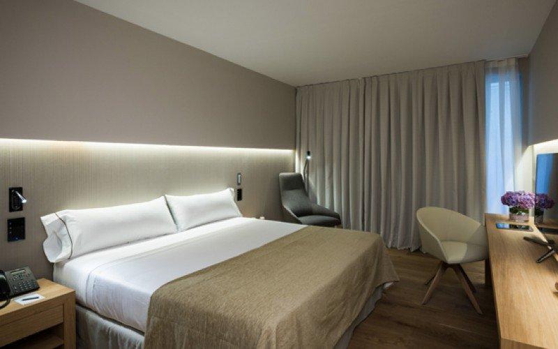 Nuevo hotel de 4 estrellas en un centro comercial de Barcelona