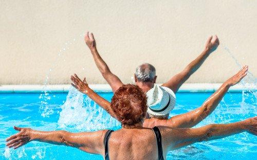 El programa está dirigido a los mayores de 55 años que pueden llevar un acompañante sin límite de edad. #shu#
