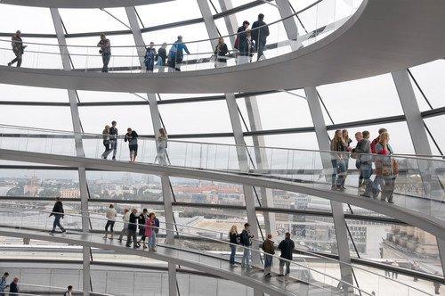 Alemania es uno de los principales mercados emisores de turistas a España. #shu#