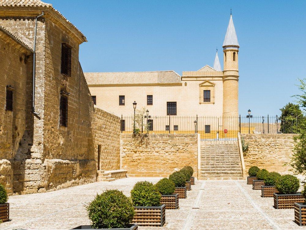 Osuna es junto a la ciudad de Sevilla uno de los lugares elegidos para el rodaje. #shu#