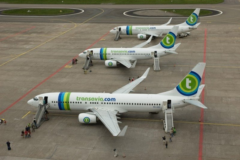 Air France y sus pilotos alcanzan un acuerdo para el desarrollo de Transavia en Francia