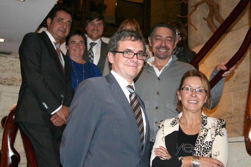 Reunión de la comisión de seguimiento de la marca España Verde.
