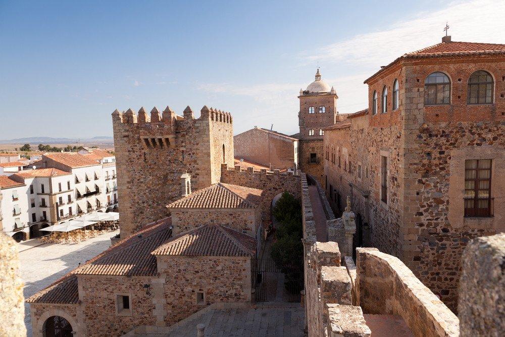 Cáceres es la cuarta ciudad en recibir este reconocimiento. #shu#