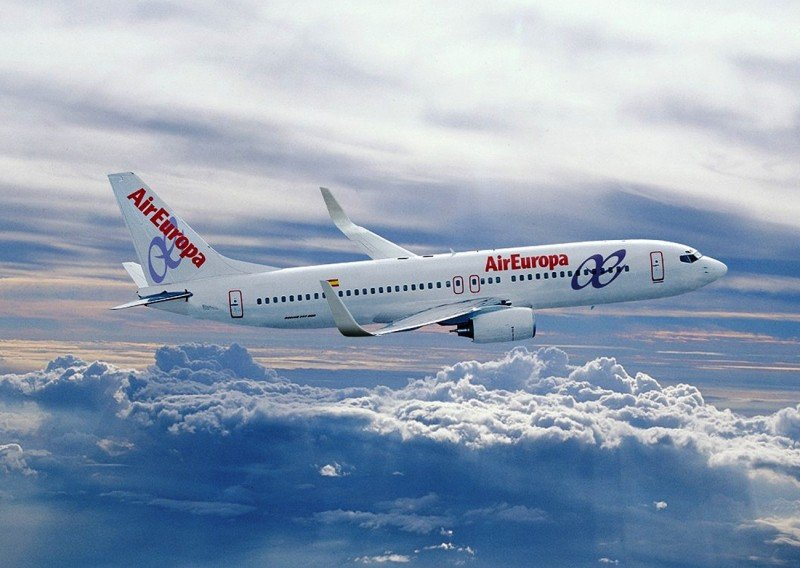 Air Europa extiende su red a Israel