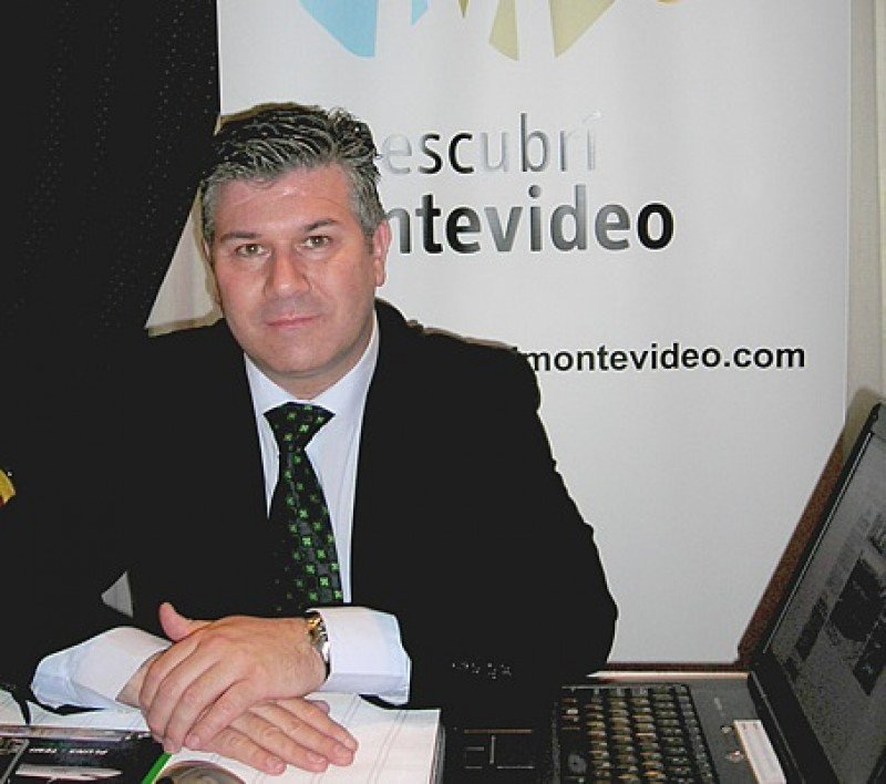 Radamés Montero, director comercial de Transhotel Ltda. de Uruguay.