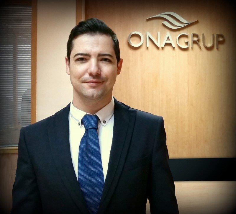 Ona Corporation nombra nuevo director de Marketing