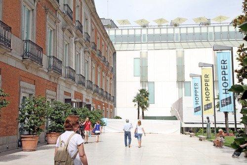 El Museo Thyssen inicia un proyecto pionero. #shu#