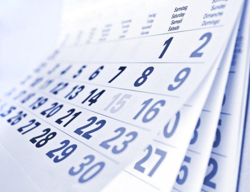 El calendario laboral 2015 tendrá ocho festivos nacionales. #shu#