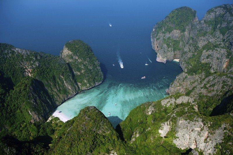 Tailandia es uno de los destinos más populares de Asia.