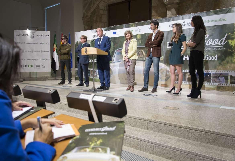 Presentación de la nueva campaña ante el sector y la prensa.