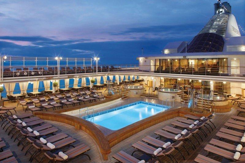 Silversea obtiene 800 M € de un grupo chino para aumentar su flota