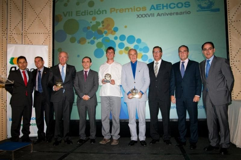 AEHCOS premia al hotel Villa Padermia y a Adif