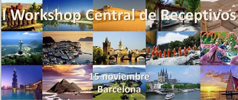 Encuentro de 200 agencias y 20 receptivos internacionales en Barcelona