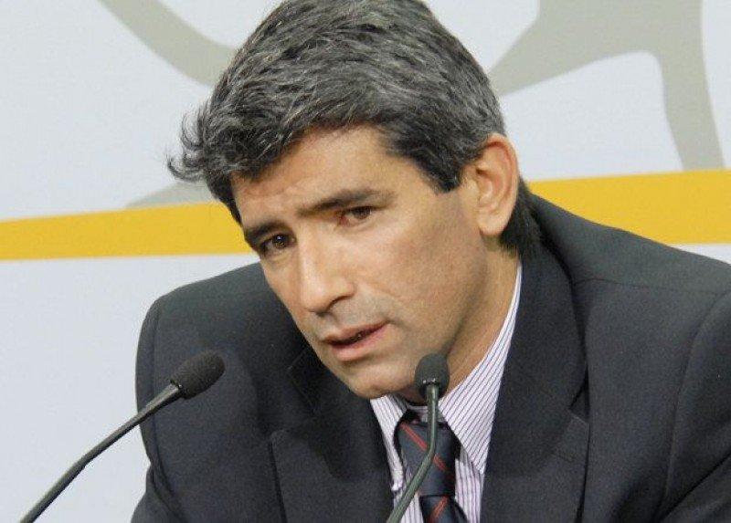 Raúl Sendic, candidato a la vicepresidencia por el Frente Amplio.