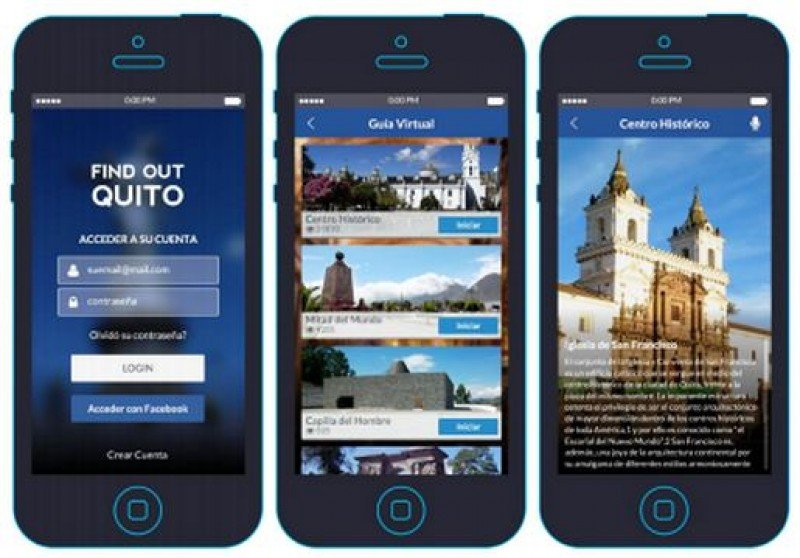 Find out Quito es el nombre de la aplicación que podrá descargarse de las tiendas Apple y Google desde enero.