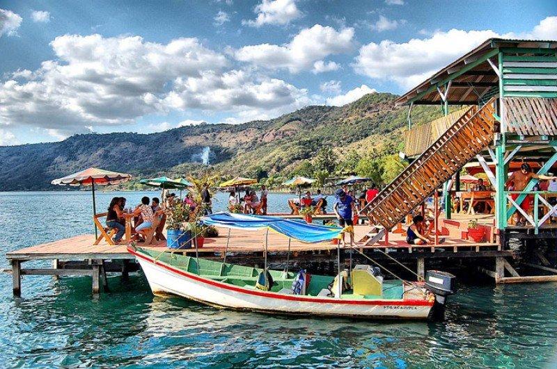 Más de un millón de turistas visitaron El Salvador entre enero y julio.