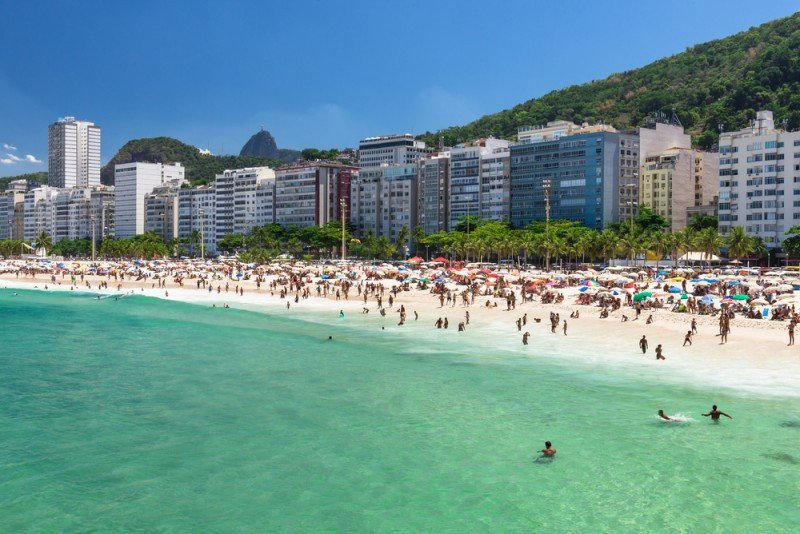 Copacabana, Río de Janeiro. #shu#