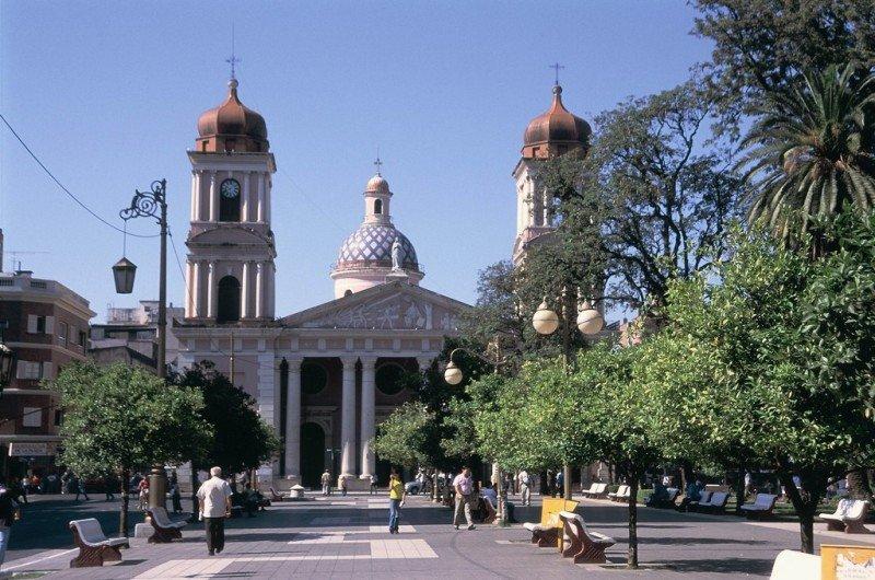San Miguel de Tucumán.
