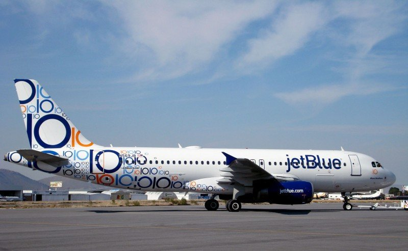 JetBlue conectará San Francisco y Las Vegas a partir del 5 de enero