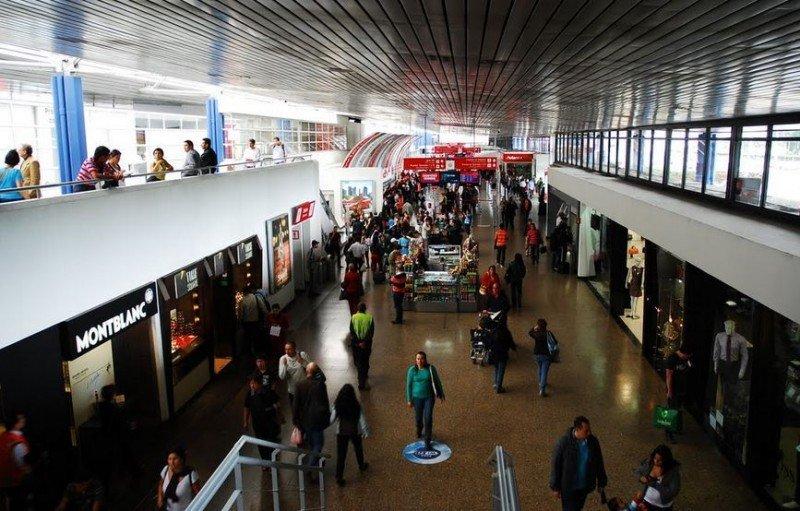 Aeropuerto Internacional El Dorado (Bogotá).