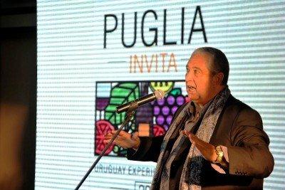 Sergio Puglia adelanta cómo será el servicio gastronómico en el Centro de Convenciones de Punta del Este.