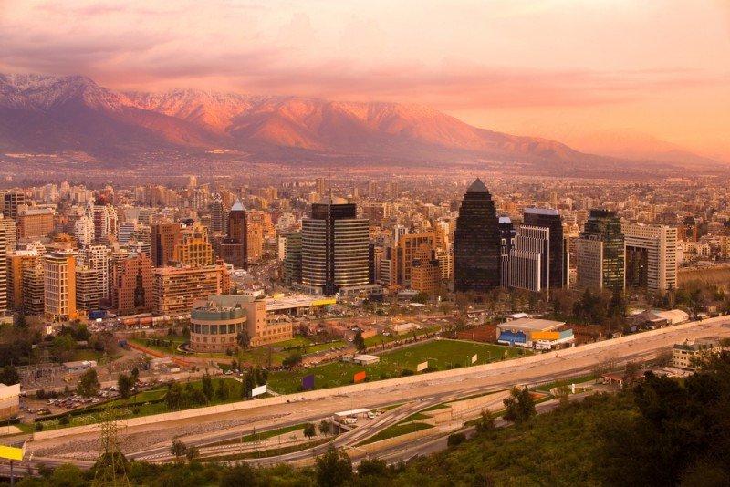 Santiago de Chile. #shu#
