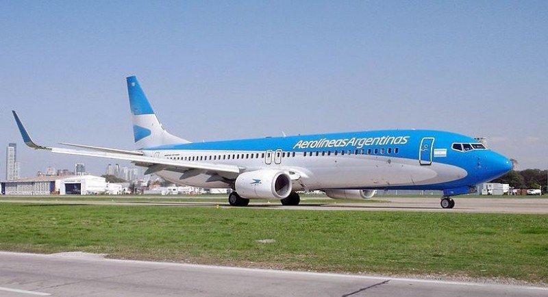 Con los vuelos a Ecuador, Aerolíneas Argentinas llegará a toda Sudamérica.