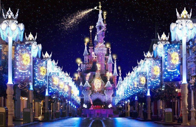 Disneyland París tuvo 6,3 millones de visitantes en el primer semestre, 6% menos que en el período anterior.