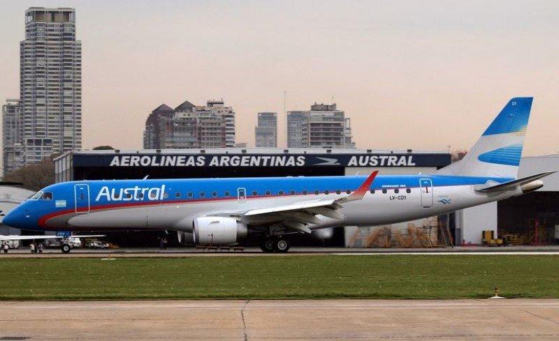 Aeroparque Jorge Newbery.