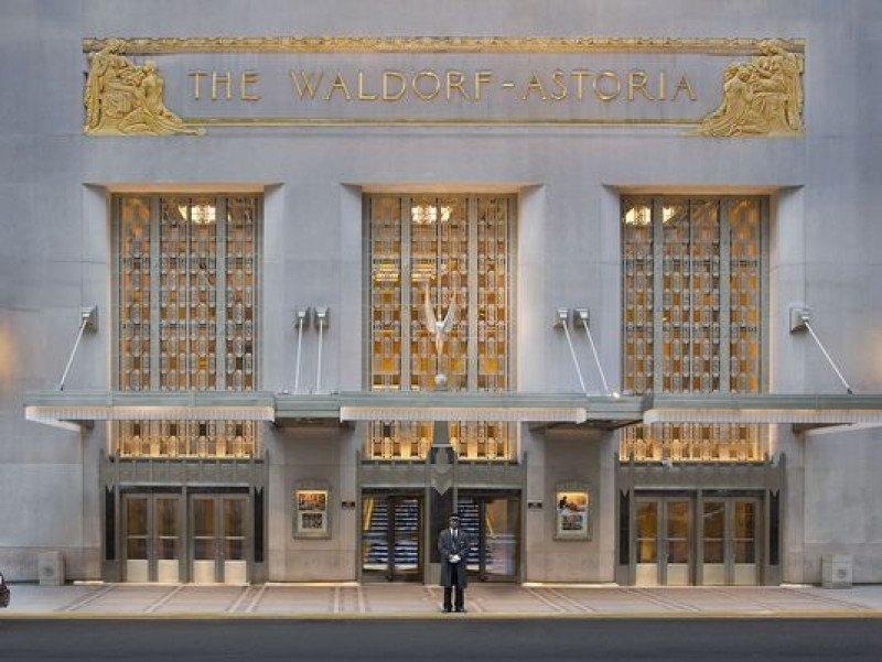 Hilton continuará gestionando el Waldorf Astoria Nueva York.