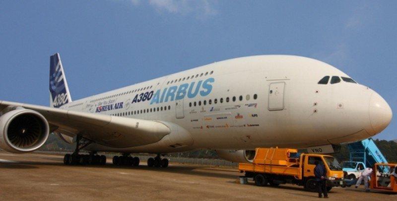 Ya hay 21 Boeing A380 en funcionamiento. #shu#