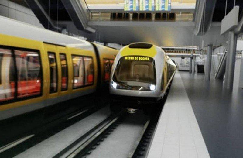 El metro recorrerá 27 km y transportará a diario 800 mil pasajeros.
