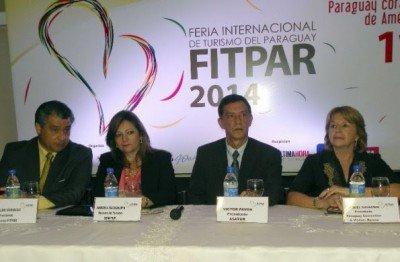 Feria de turismo de Paraguay será inaugurada por Taleb Rifai